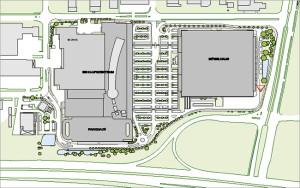 A2 center_Lageplan
